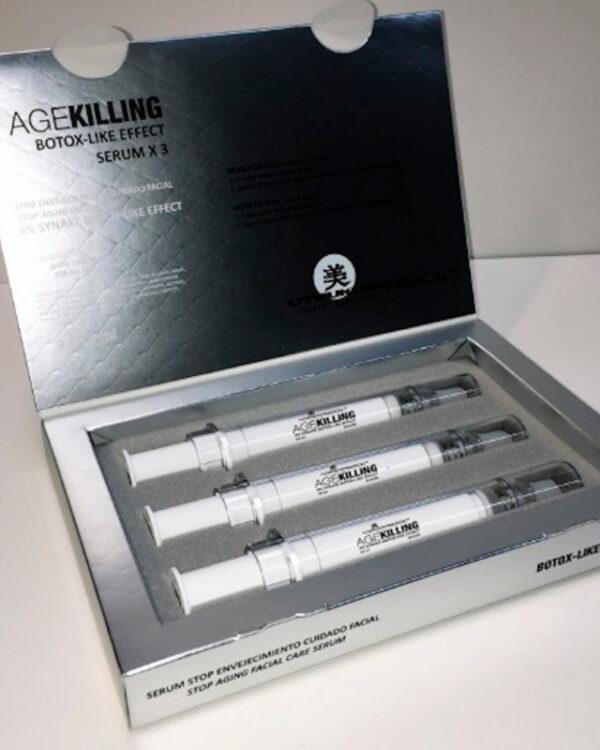 Kit serums Agekilling botox like