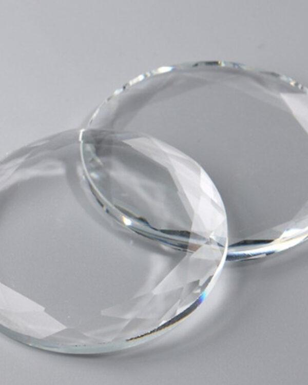 Cristal para extension de pestañas